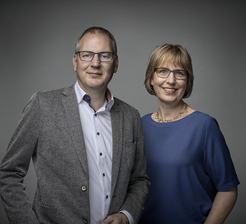 Frans en Karin